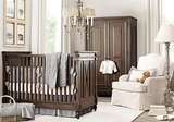 A Temptingly Traditional Gender-Neutral Nursery