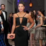 Models and Designers at Fashion Parties | March 10, 2014