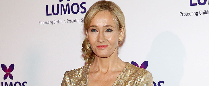 J.K. Rowling Reveals New Harry Potter Lore