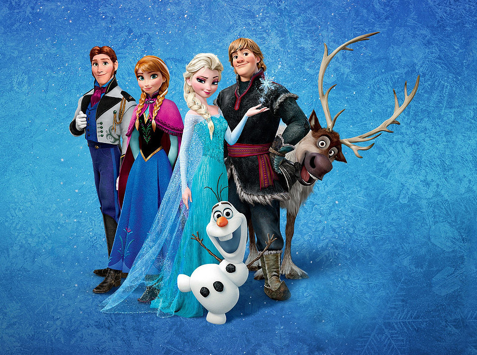9 Signs You're the Parent of a Frozen Fan