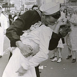 Story Behind Iconic Kissing Sailor WWII Photo