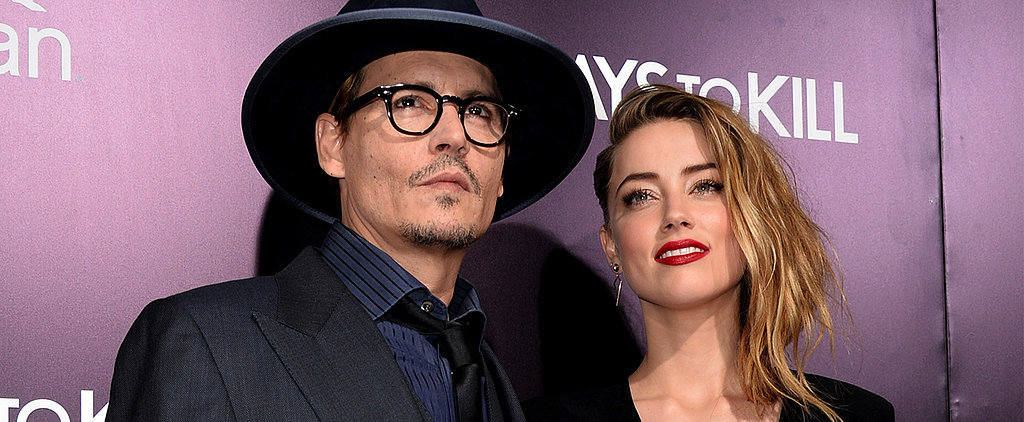 Step Inside Johnny Depp and Amber Heard's Star-Studded Engagement Party on POPSUGAR Live!