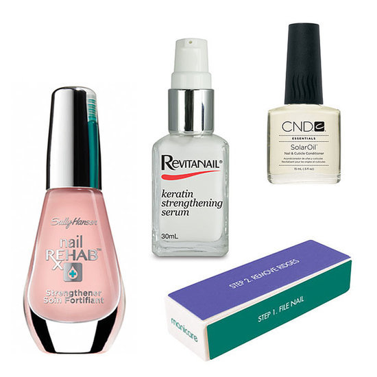Nail Care Products That Fix Dry, Damaged Nails and Cuticles