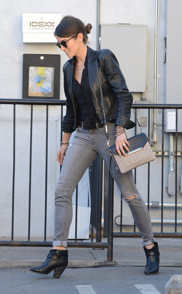 Nikki Reed Wearing Stella & Dot