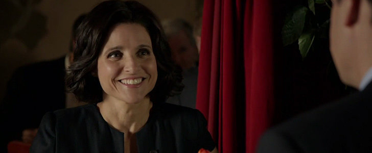 Selina Kicks Off Her Doomed Campaign in Veep Season 3
