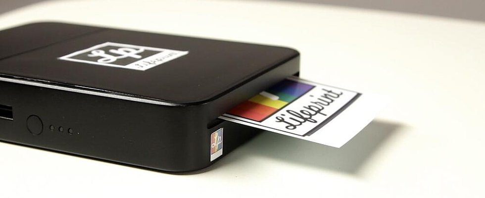 This Portable Photo Printer Is Your Smartphone's New BFF