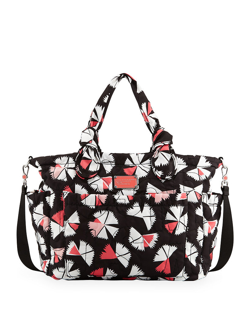 Marc by Marc Jacobs Nylon Pinwheel Baby Bag