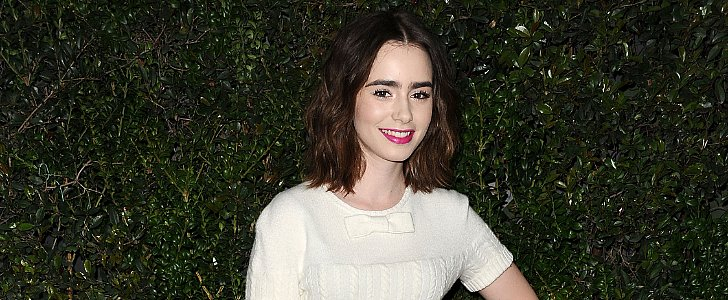 See Lily Collins's Best Beauty Looks Over the Years!