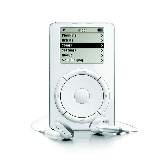 This Was Your First iPod