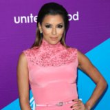 Eva Longoria Beauty Interview at VAMFF 2014
