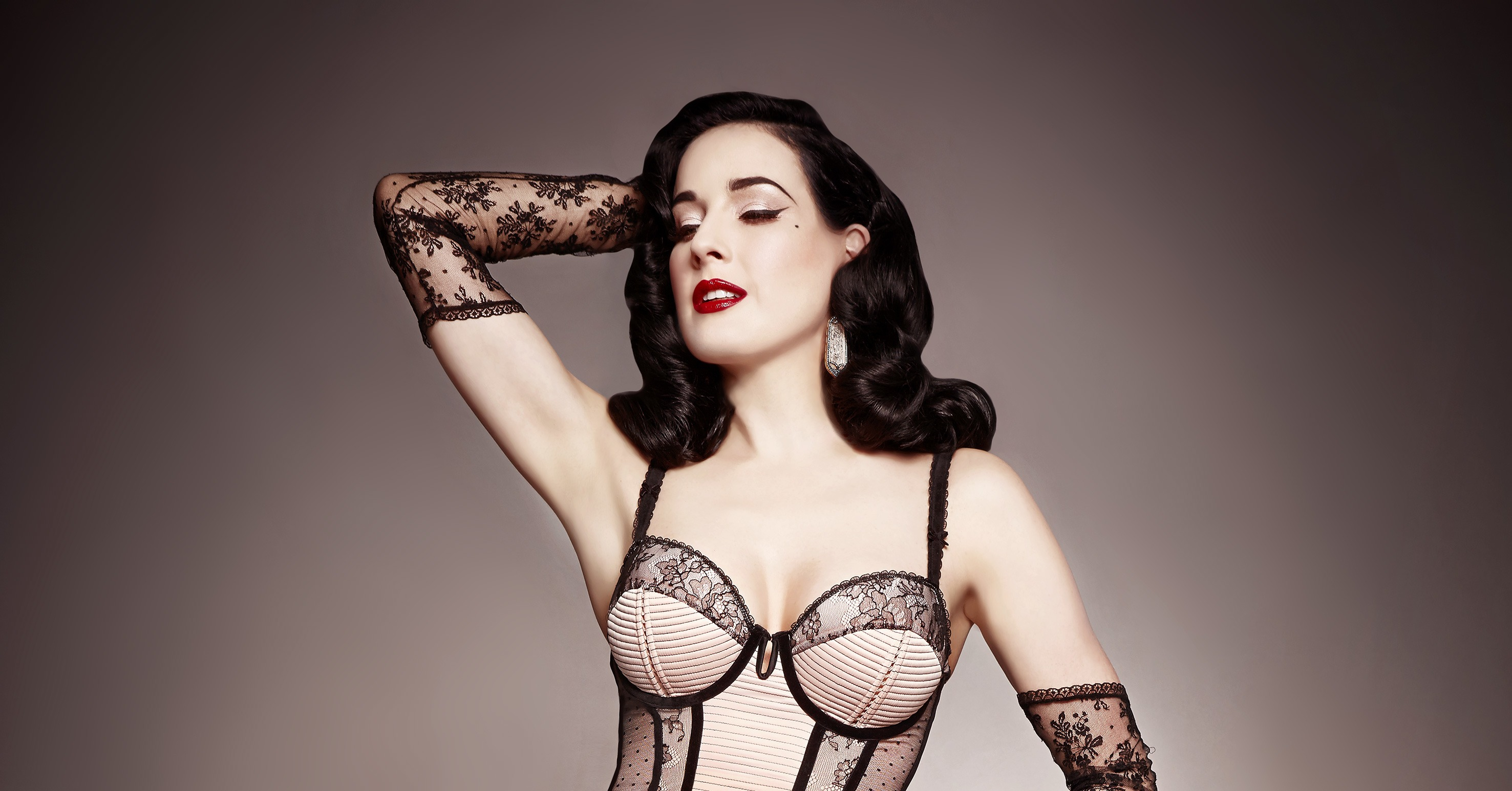 dita von teese lingerie yes you can look this sexy in
