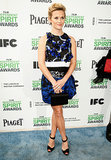 Reese Witherspoon in Giambattista Valli Couture at 2014 Independent Spirit Awards