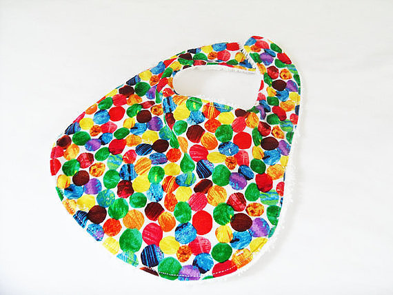 The Very Hungry Caterpillar Bib