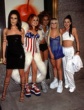 The Spice Girls at the 1997 MTV Video Music Awards