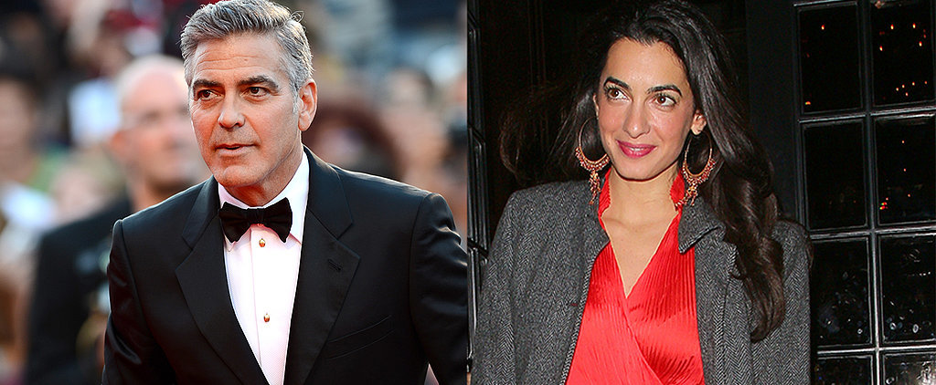 Meet George Clooney's New Girlfriend