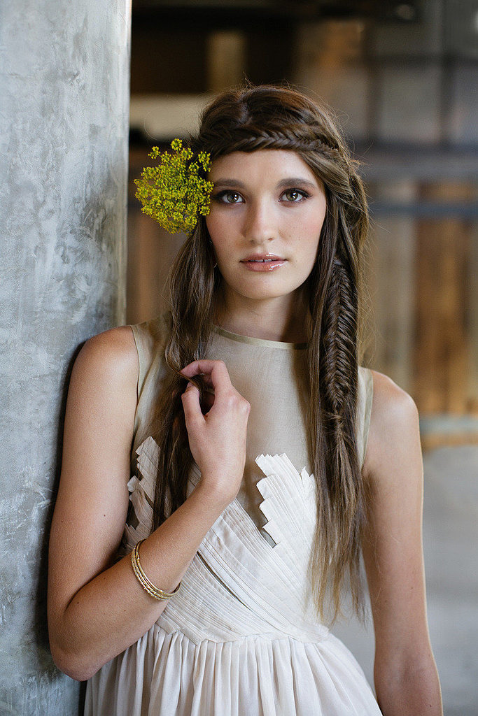 Headband Fishtail