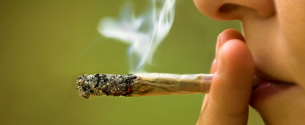 Now That Pot's Legal in Some Places, Is It OK For Parents to Light Up?