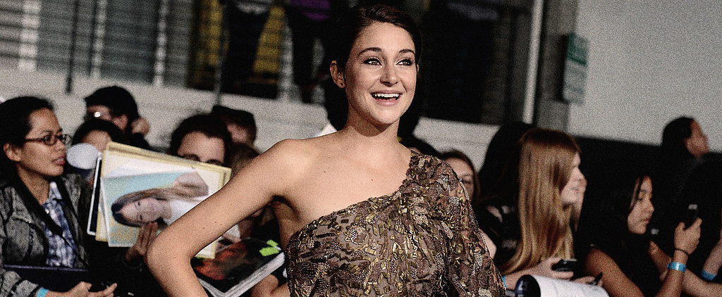 Shailene Woodley's Fashion Choices? We Approve! Find Out More on POPSUGAR Live!