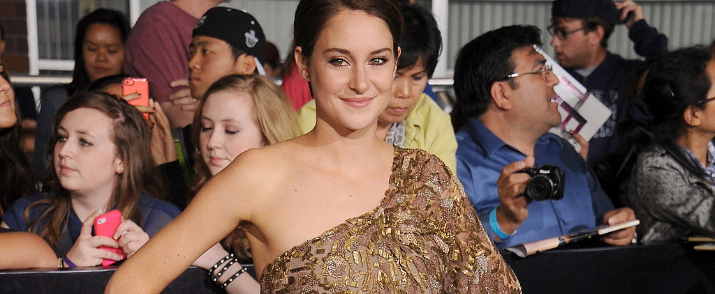 Shailene Woodley's Simple Life