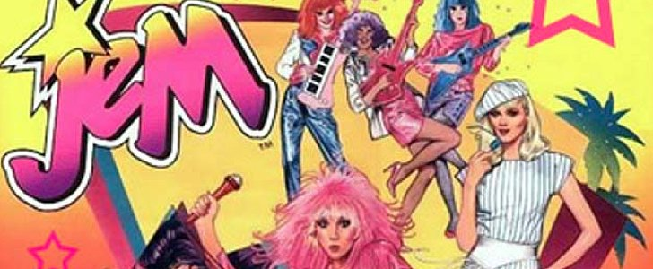 Jem and the Holograms Is Becoming a Movie!