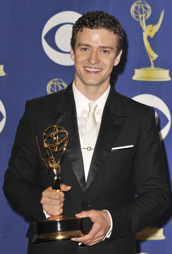 When he won an Emmy for his SNL hosting gig and you were so proud.