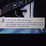 Keep your battery juiced for longer with these tips.  Source: Instagram user darkcharles