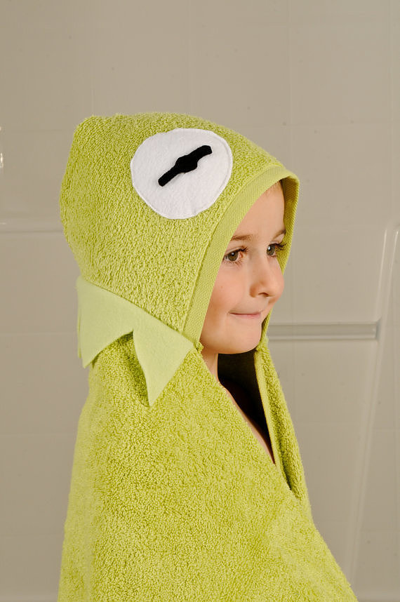 Kermit Towel