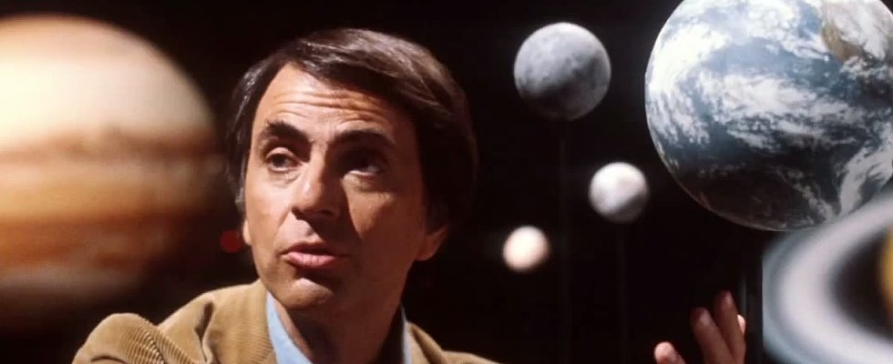 How Bill Nye's Astronomy Teacher, Carl Sagan, Changed His World