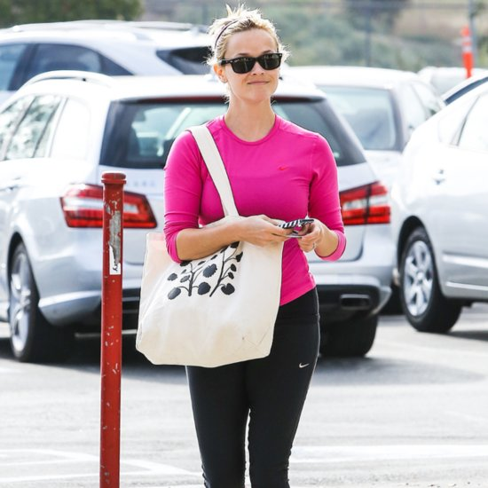 Reese Witherspoon Diet & Reese Witherspoon Exercise