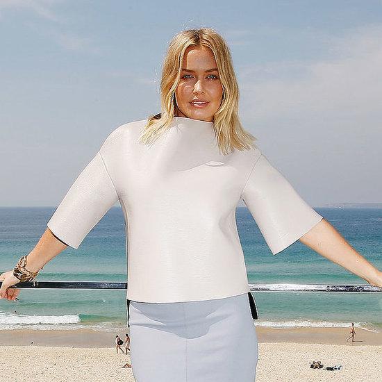 Lara Bingle Wearing Australian Fashion Designers   Pictures