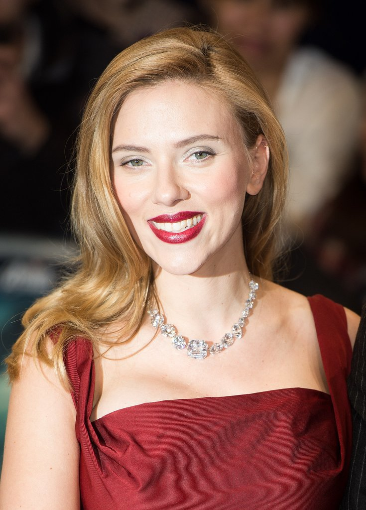 Pregnancy Is Seriously Agreeing With Scarlett Johansson