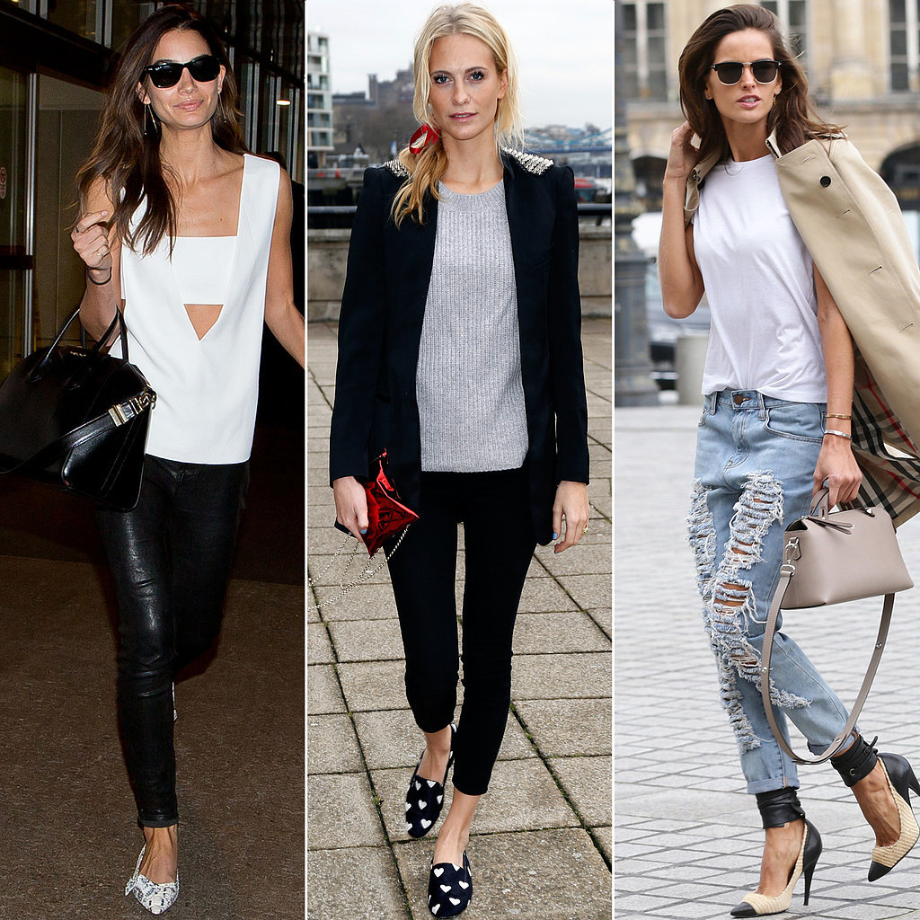 Prep the Pinterest Board: These Model-Off-Duty Looks Are GOOD