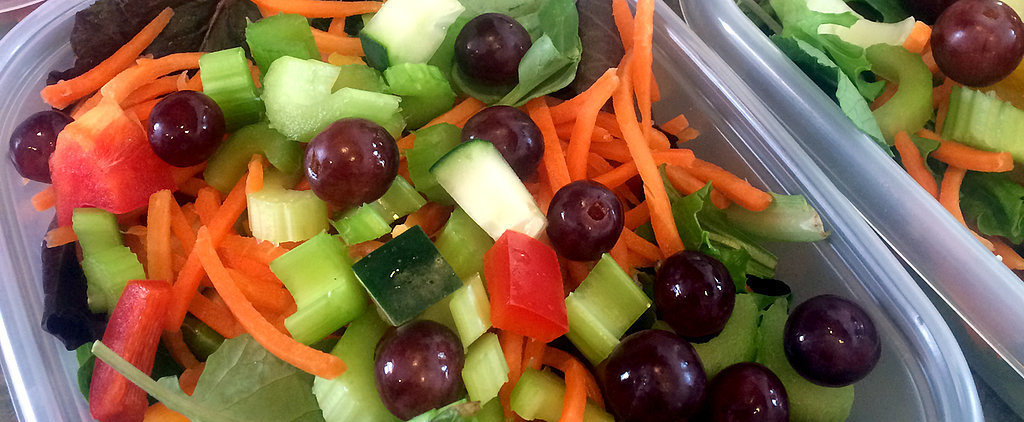 3 Tips For a Healthy Lunch in Minutes