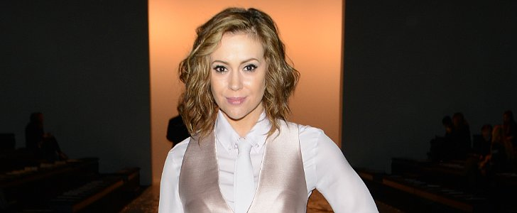 Alyssa Milano Is Pregnant With Her Second Child!