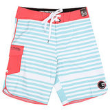 Striker Stripe Board Shorts