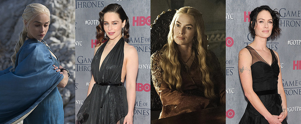 Game of Thrones Actors in Character and in Real Life