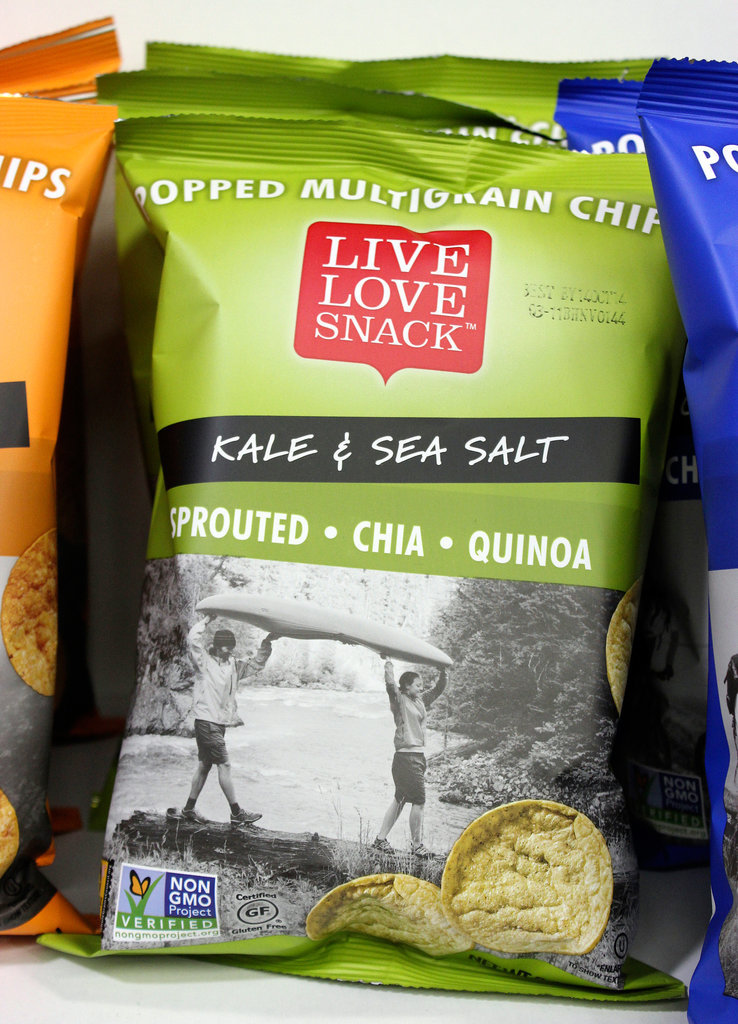 Live Love Snack Popped Chips