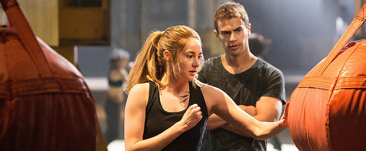 Divergent Knocks Out Box Office Competition