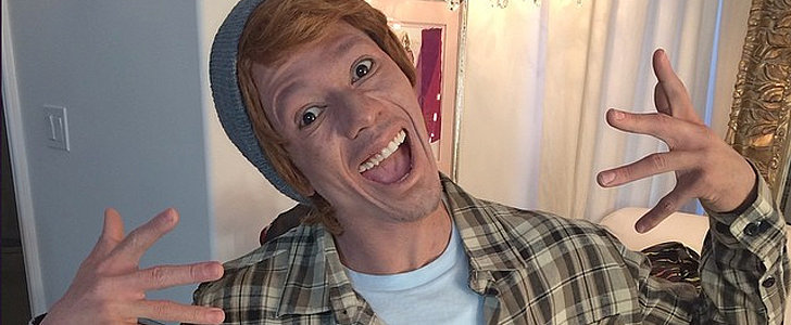 Nick Cannon Is Officially Unrecognizable