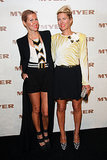 Sarah-Jane Clarke and Heidi Middleton at the Myer 2013 Spring Summer Launch