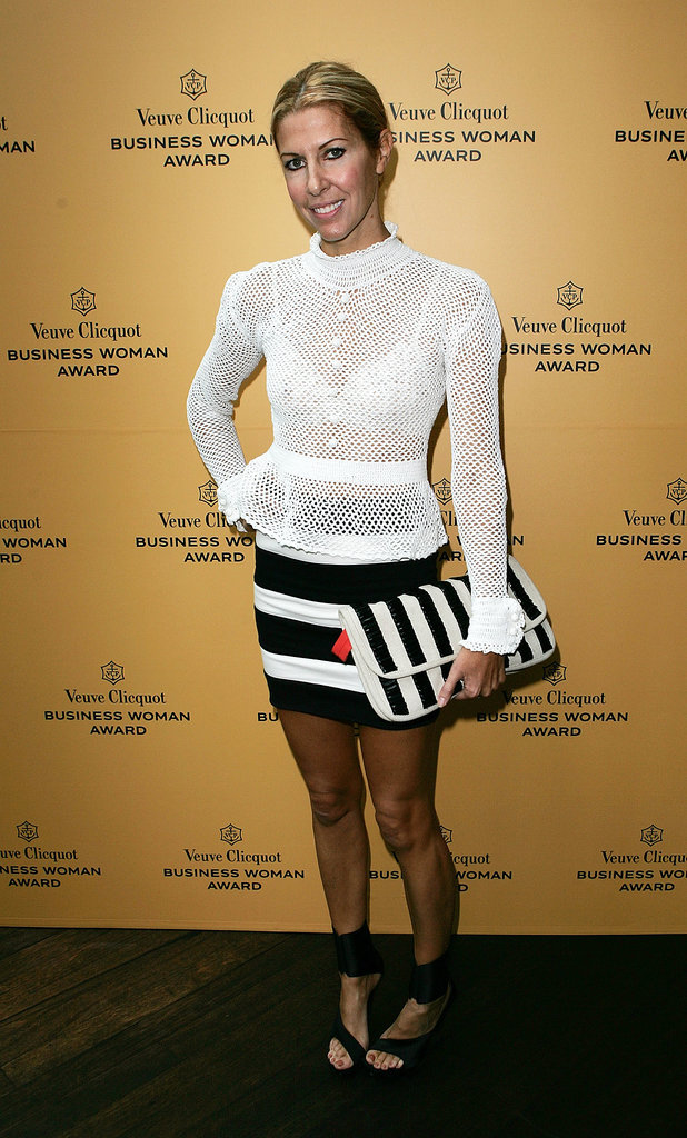 Heidi Middleton at the 2008 Veuve Clicquot Business Woman Awards