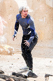 Aaron Taylor-Johnson as Quicksilver.