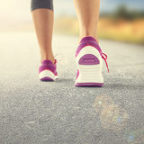 Take Shorter Strides