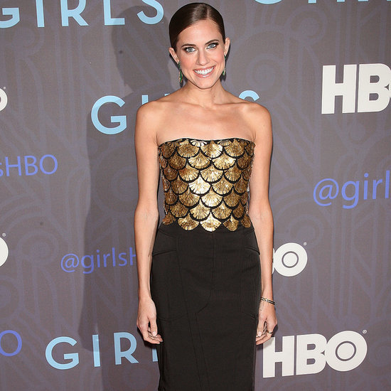 Allison Williams' Arm Workout & Allison Williams Exercise