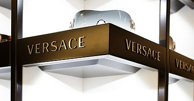 Versace's New Flagship Boutique on Via Veneto
