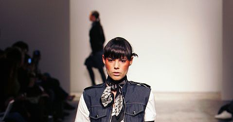 Air New Zealand Fashion Week 2008: Hailwood