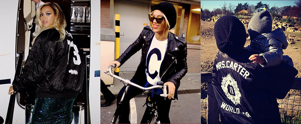 Is Beyoncé Having the Most Epic Euro Trip Ever?