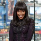 Naomi Cambell Laughs About Kim and Kanye's Vogue Cover