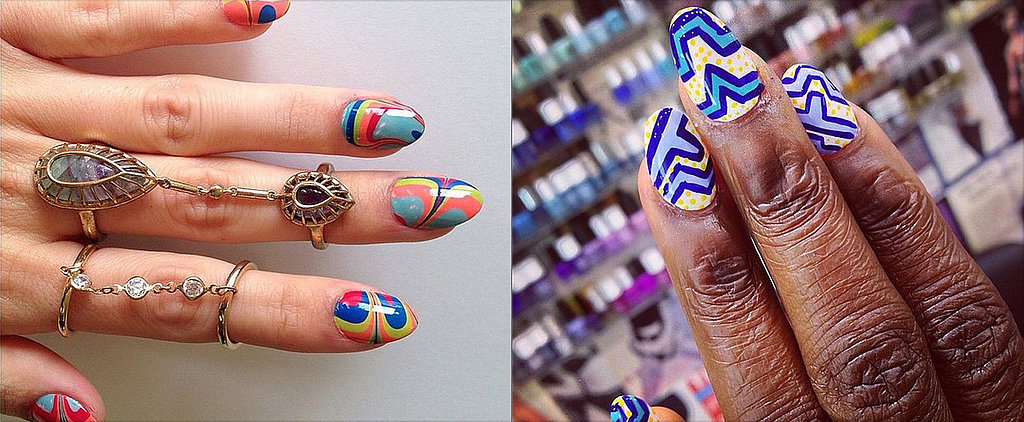 Ready, Set, DIY! The Best Coachella Nail Art on Instagram