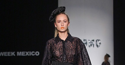 Mexico Fashion Week: TEAMO Spring 2009